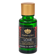 Buy madebyzen Purity Love Scented Oil, 15ml Online at johnlewis.com
