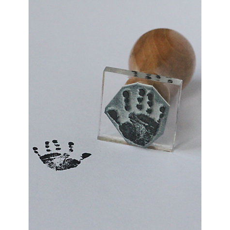 Buy StompStamps Miniature Handprint Stamp Kit Online at johnlewis.com