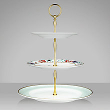 Buy John Lewis Country Parlour Cake Stand, Multi Online at johnlewis.com