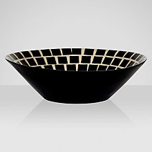 Buy John Lewis Rio Monochrome Serving Bowl Online at johnlewis.com