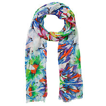 Buy COLLECTION by John Lewis Kaleidoscope Modal Scarf, Multi Online at johnlewis.com