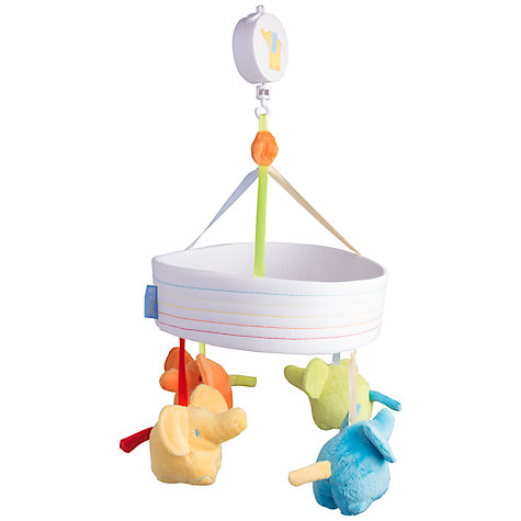 Buy Grobag Jolly Jungle Cot Mobile Online at johnlewis.com