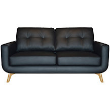 John Lewis Barbican II Leather Sofa Range