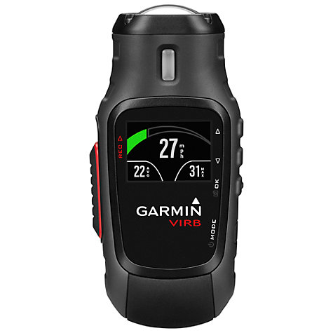 Buy Garmin VIRB 1080P HD Action Camera Online at johnlewis.com