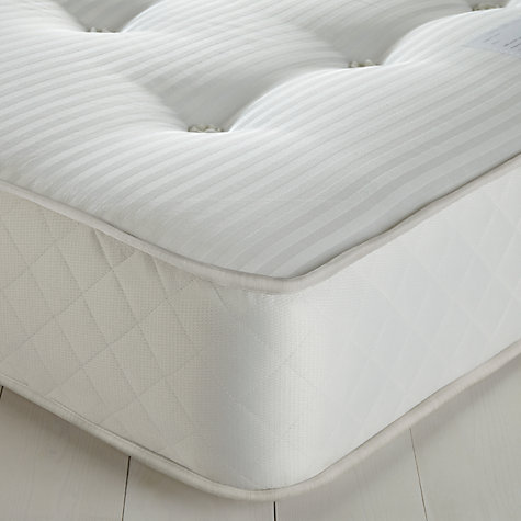 Buy John Lewis Ortho Pocket Firm Mattress, Small Double Online at johnlewis.com