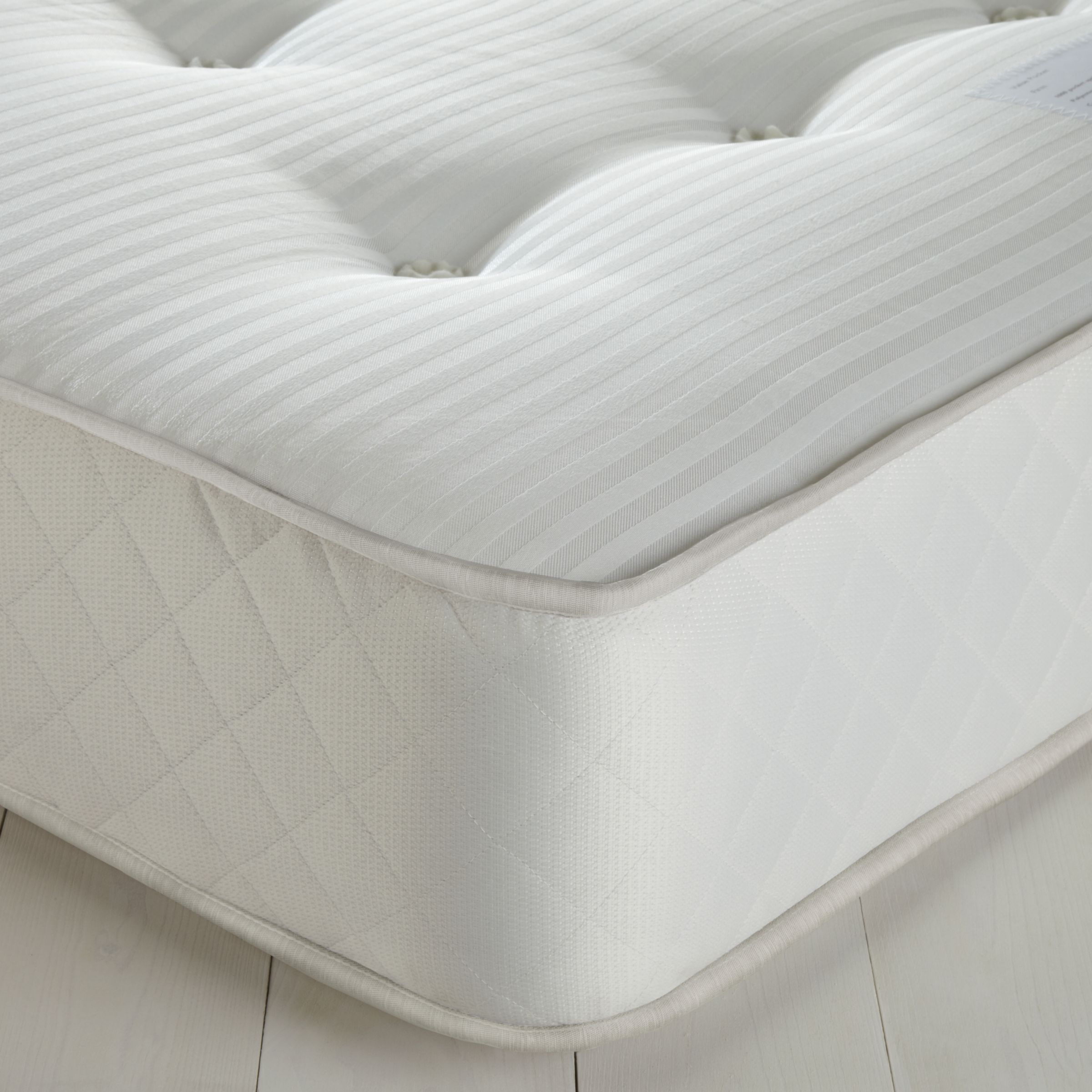 John Lewis The Basics Pocket Firm Mattress, Small Double