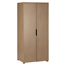 Buy John Lewis The Basics Bryn Wardrobe, Oak Online at johnlewis.com