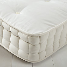 Buy little home at John Lewis Egyptian Cotton 4000 Mattress, Single Online at johnlewis.com