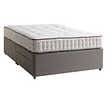 Buy John Lewis Ortho Pocket Firm 1500 Mattress and Divan Set, Double Online at johnlewis.com