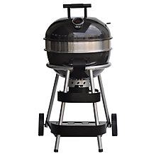 Buy Jamie Oliver The Classic Charcoal Kettle Barbecue, Black Online at johnlewis.com