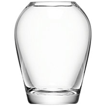 Buy LSA Mini Bouquet Vase, Clear Online at johnlewis.com
