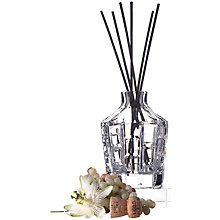 Buy Waterford Luma Champagne Diffuser, Clear Online at johnlewis.com