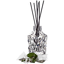 Buy Waterford Diamond Mint Jasmine Diffuser, Clear Online at johnlewis.com