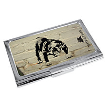 Buy Tyler & Tyler Barry Bulldog Business Card Holder Online at johnlewis.com