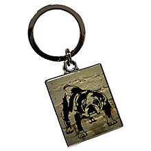 Buy TYLER & TYLER Barry Bulldog Keyring Online at johnlewis.com