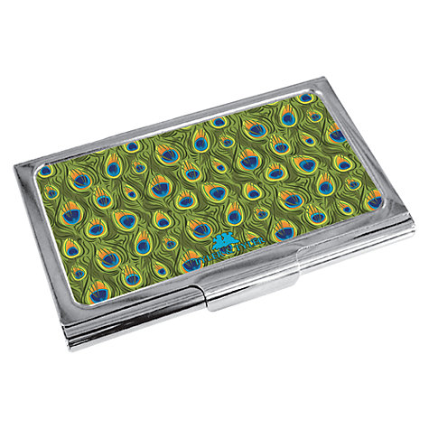 Buy Tyler & Tyler Peacock Business Card Holder Online at johnlewis.com
