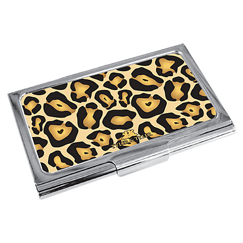 Buy Tyler & Tyler Jaguar Business Card Holder Online at johnlewis.com