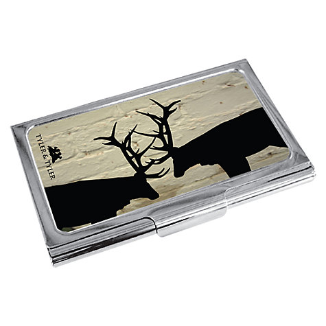 Buy Tyler & Tyler Rut Business Card Holder Online at johnlewis.com