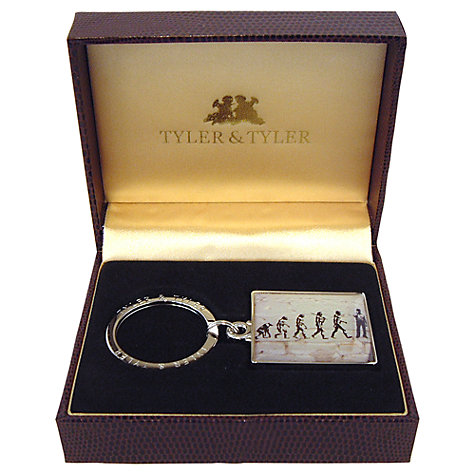 Buy Tyler & Tyler Evolution Keyring Online at johnlewis.com