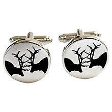 Buy TYLER & TYLER Rut Cufflinks Online at johnlewis.com