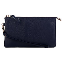 Buy Smith & Canova Leather Clutch Purse Online at johnlewis.com