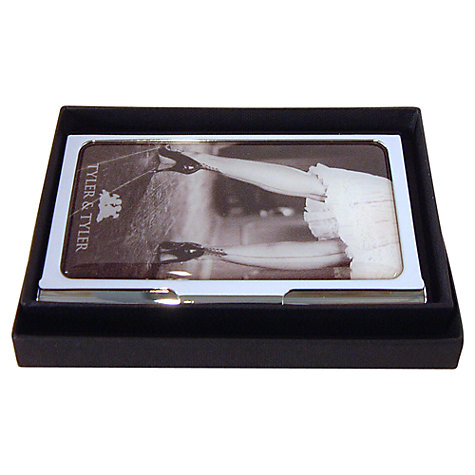 Buy Tyler & Tyler Legs Business Card Holder Online at johnlewis.com