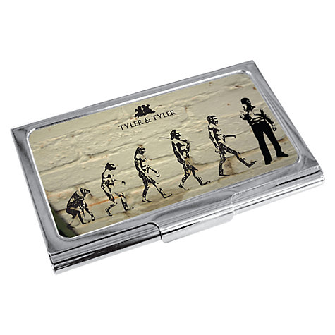 Buy TYLER & TYLER Evolution Business Card Holder Online at johnlewis.com
