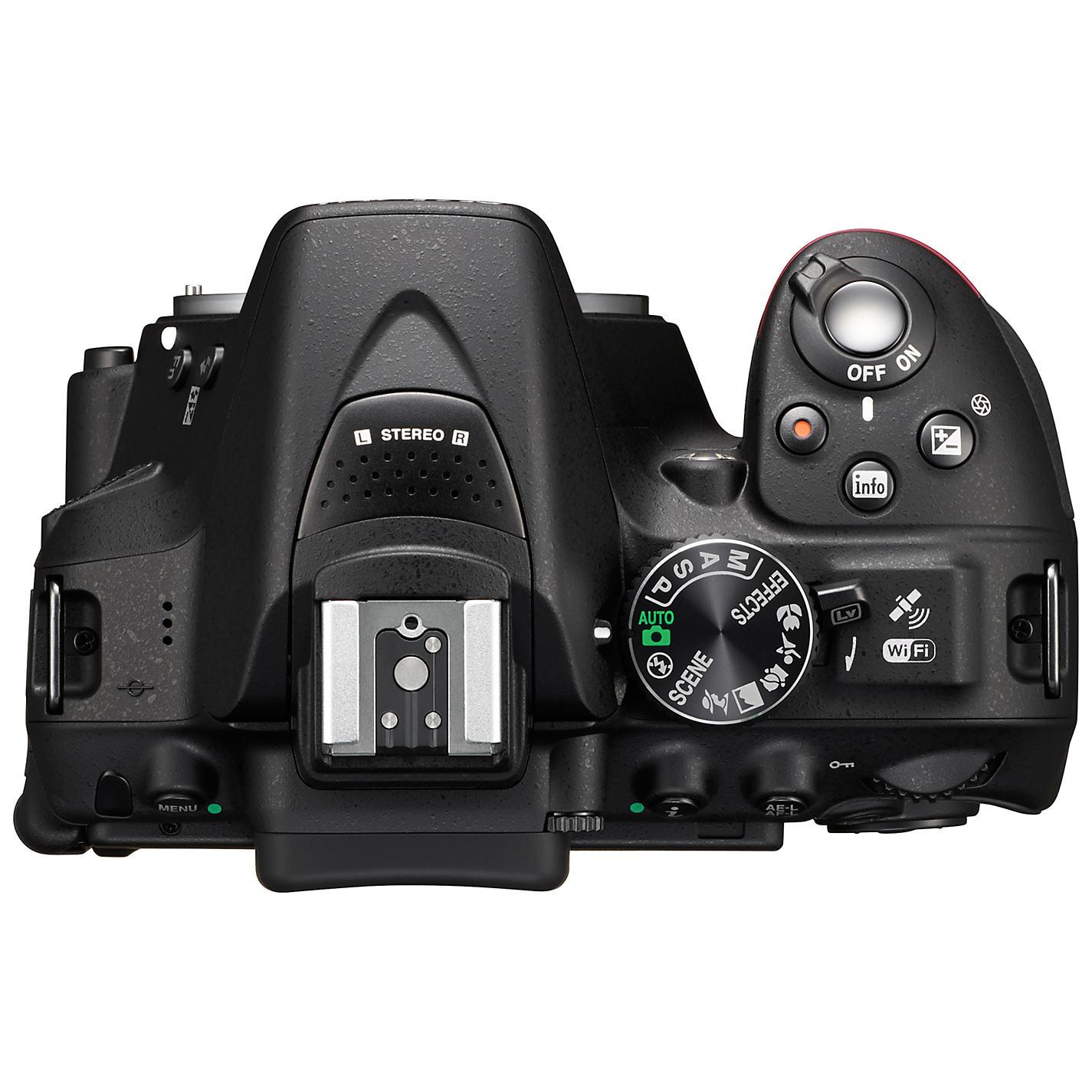Nikon D5300 DSLR Camera (Body)