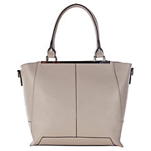 Buy Warehouse Hardwear Trimmed Tote Online at johnlewis.com
