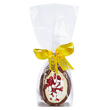 Buy Cocoa Bean Co Eton Mess Milk Chocolate Egg, 60g Online at johnlewis.com