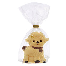 Buy Natalie Chocolates White Chocolate Lamb, 75g Online at johnlewis.com