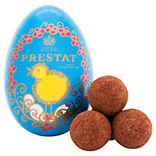 Buy Prestat Paper Egg with Sea Salt Truffles, 75g Online at johnlewis.com