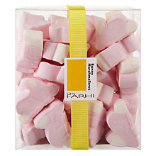 Buy Farhi Vanilla Bunny Marshmallow Box, 220g Online at johnlewis.com