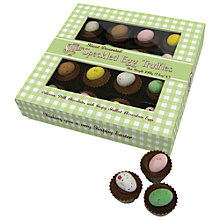 Buy Mr Stanley's Milk Chocolate Mini Cupcakes Truffles, Pack of 16 Online at johnlewis.com