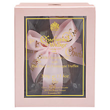 Buy Charbonnel et Walker Milk Chocolate Egg with Pink Marc de Champagne Truffles, 280g Online at johnlewis.com