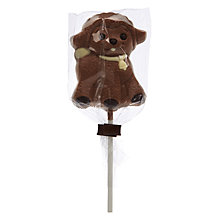 Buy Natalie Chocolates Milk Chocolate Lamb Lolly, 35g Online at johnlewis.com