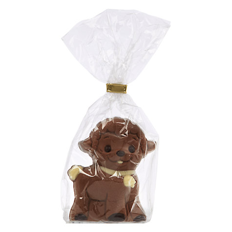 Buy Natalie Chocolates Milk Chocolate Lamb, 75g Online at johnlewis.com