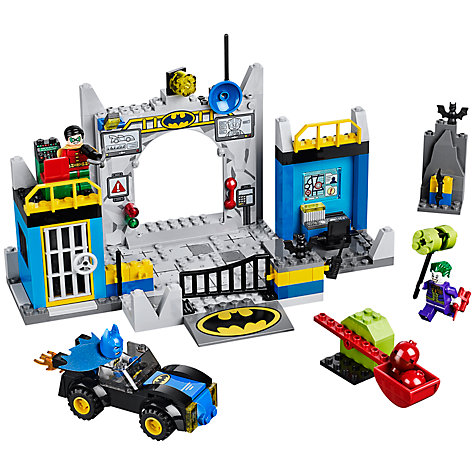 Buy LEGO Juniors Defend The Batcave Online at johnlewis.com