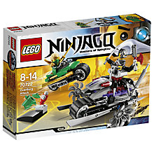 Buy LEGO Ninjago Overborg Attack Online at johnlewis.com
