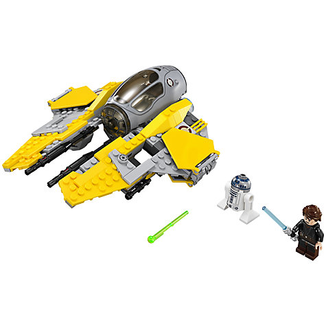 Buy LEGO Star Wars Jedi Interceptor Online at johnlewis.com