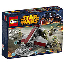 Buy LEGO Star Wars Kashyyyk Troopers Online at johnlewis.com