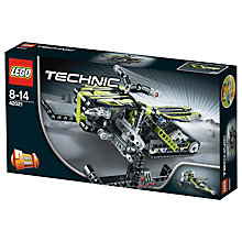 Buy LEGO Technic Snowmobile Online at johnlewis.com