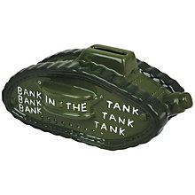 Buy Half Moon Bay Tank Money Box Online at johnlewis.com