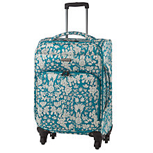 Buy John Lewis Daisychain Print 4-Wheel Large Suitcase Online at johnlewis.com