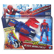 Buy The Amazing Spider-Man 2 Spider Strike Vehicle, Assorted Online at johnlewis.com