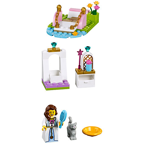 Buy LEGO Juniors Princess Play Castle Online at johnlewis.com