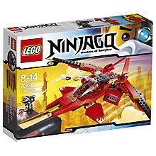 Buy LEGO Ninjago Kai Ninja Fighter Online at johnlewis.com