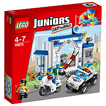Buy LEGO Juniors The Big Escape Online at johnlewis.com