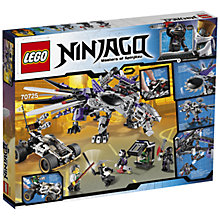Buy LEGO Ninjago Nindroid Mechdragon Online at johnlewis.com