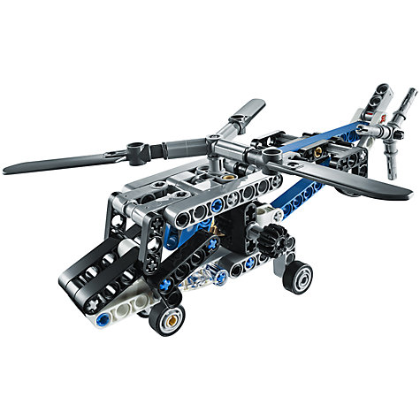 Buy LEGO Technic Twin Rotor Helicopter Online at johnlewis.com